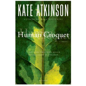 Paperback Accents - Human Croquet by Kate Atkinson